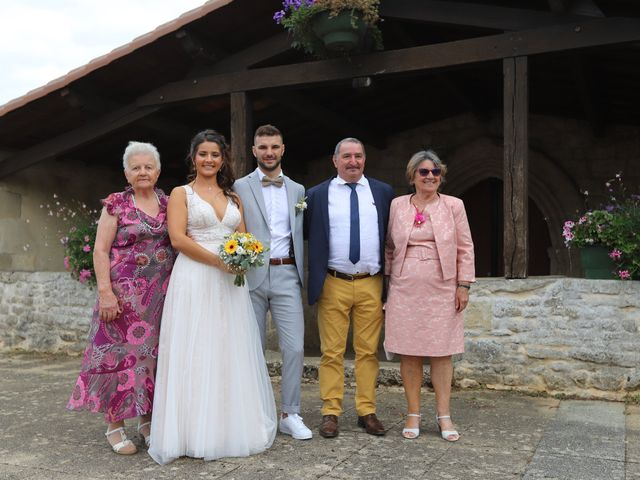 Le mariage de Rémy et Mélodie à Lusignan, Vienne 16
