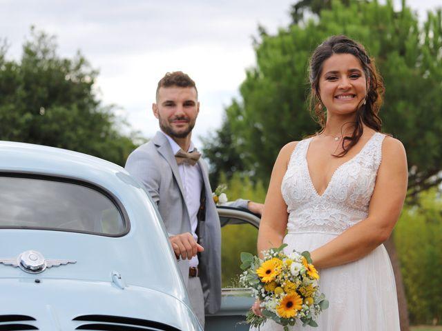 Le mariage de Mélodie et Rémy