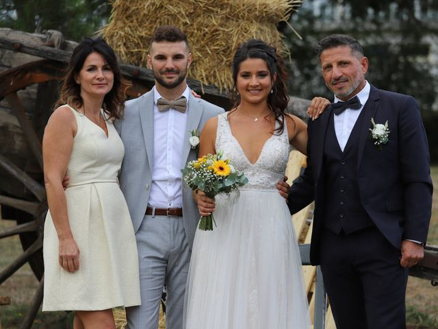 Le mariage de Rémy et Mélodie à Lusignan, Vienne 33