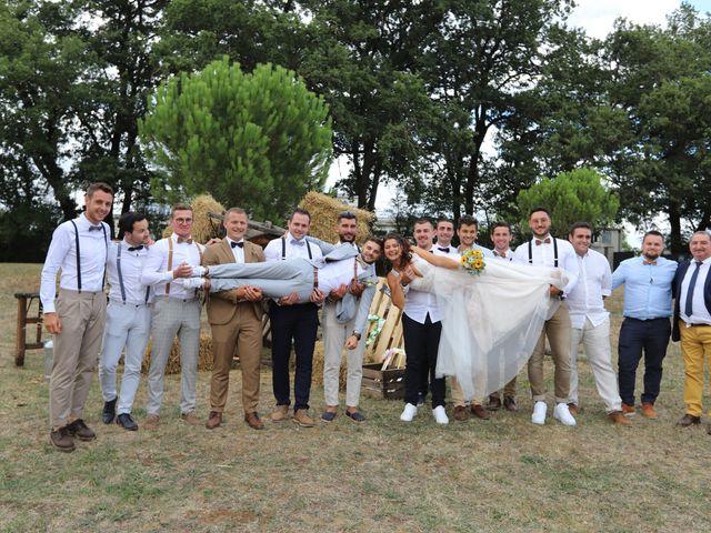 Le mariage de Rémy et Mélodie à Lusignan, Vienne 35