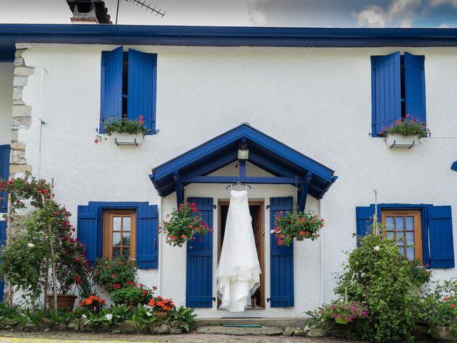 Le mariage de Mathieu et Marie à Urt, Pyrénées-Atlantiques 5