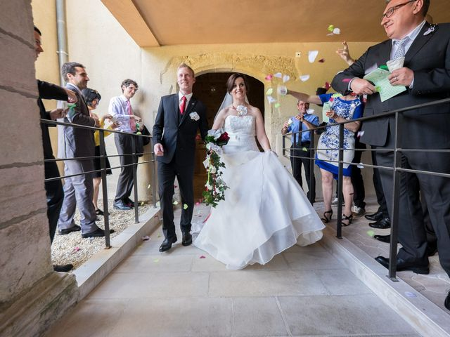 Le mariage de Mathieu et Marie à Urt, Pyrénées-Atlantiques 11