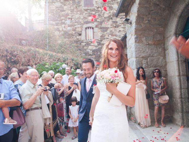 Le mariage de Thomas et Léa à Vialas, Lozère 10