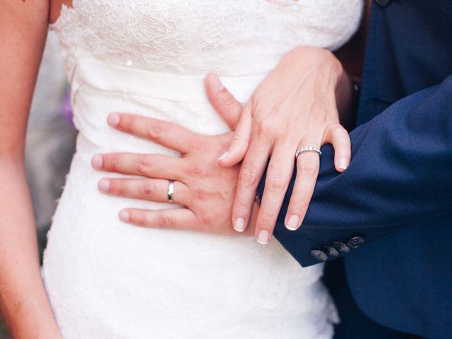Le mariage de Thomas et Léa à Vialas, Lozère 15