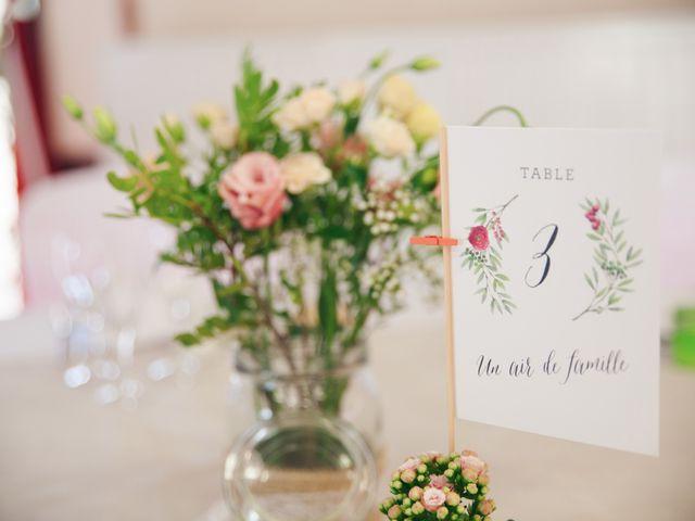 Le mariage de Thomas et Léa à Vialas, Lozère 18