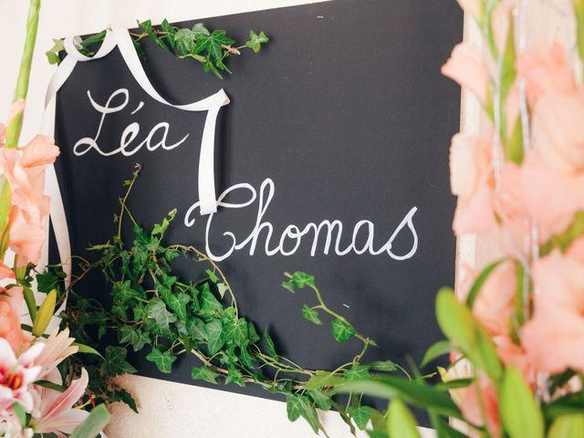 Le mariage de Thomas et Léa à Vialas, Lozère 19