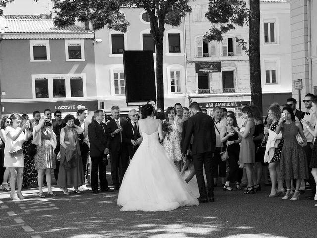 Le mariage de Jérémy et Laetitia à Valence, Drôme 15