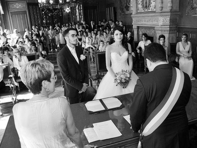 Le mariage de Laetitia et Jérémy