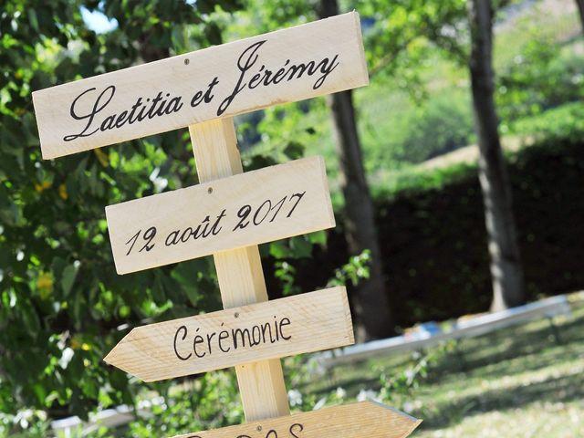 Le mariage de Jérémy et Laetitia à Valence, Drôme 21