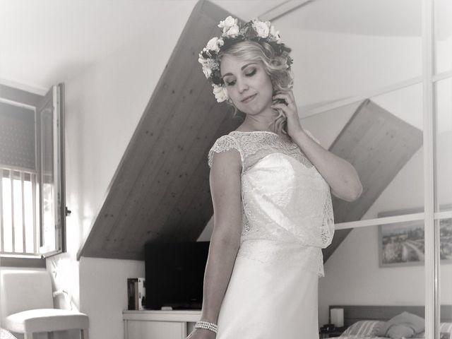 Le mariage de Rodolphe et Laura à Montmort Lucy, Marne 3