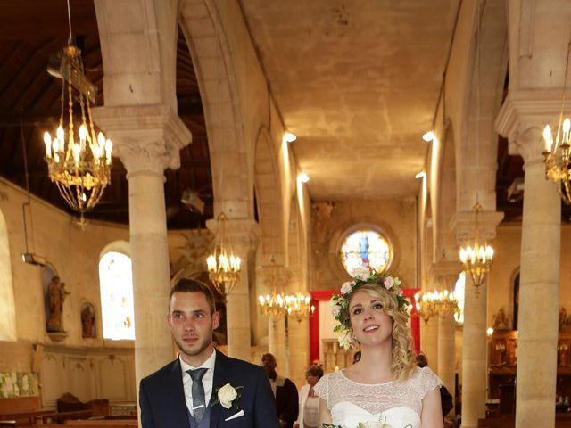 Le mariage de Rodolphe et Laura à Montmort Lucy, Marne 5