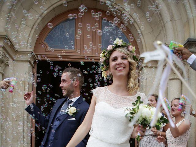 Le mariage de Rodolphe et Laura à Montmort Lucy, Marne 6