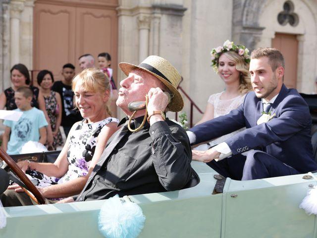 Le mariage de Rodolphe et Laura à Montmort Lucy, Marne 2