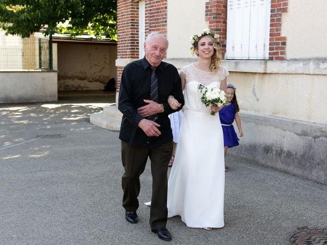 Le mariage de Rodolphe et Laura à Montmort Lucy, Marne 7
