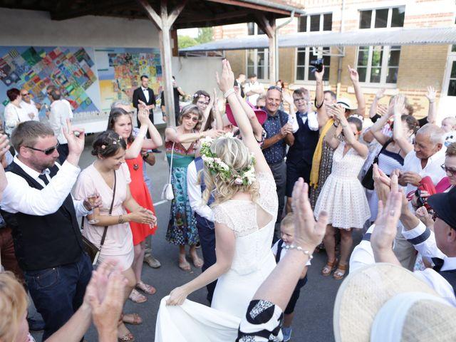 Le mariage de Rodolphe et Laura à Montmort Lucy, Marne 10