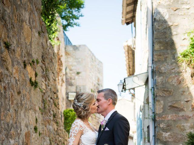 Le mariage de Frédéric et Valérie à Charmes-sur-Rhône, Ardèche 3