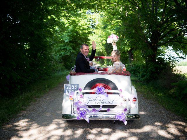 Le mariage de Frédéric et Valérie à Charmes-sur-Rhône, Ardèche 4