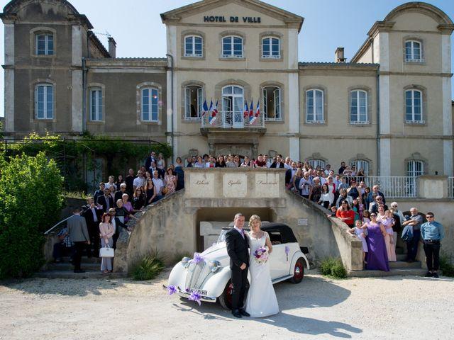 Le mariage de Frédéric et Valérie à Charmes-sur-Rhône, Ardèche 17