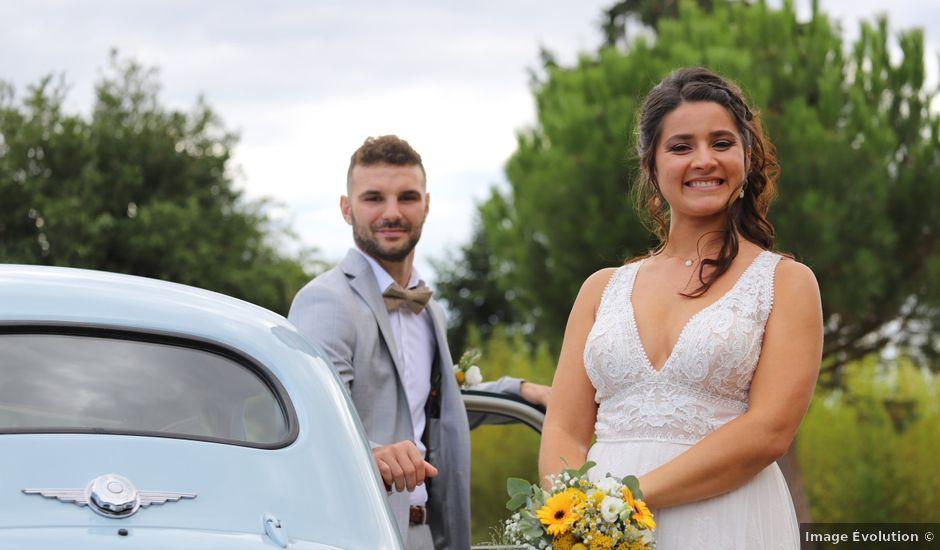Le mariage de Rémy et Mélodie à Lusignan, Vienne
