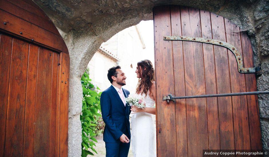 Le mariage de Thomas et Léa à Vialas, Lozère