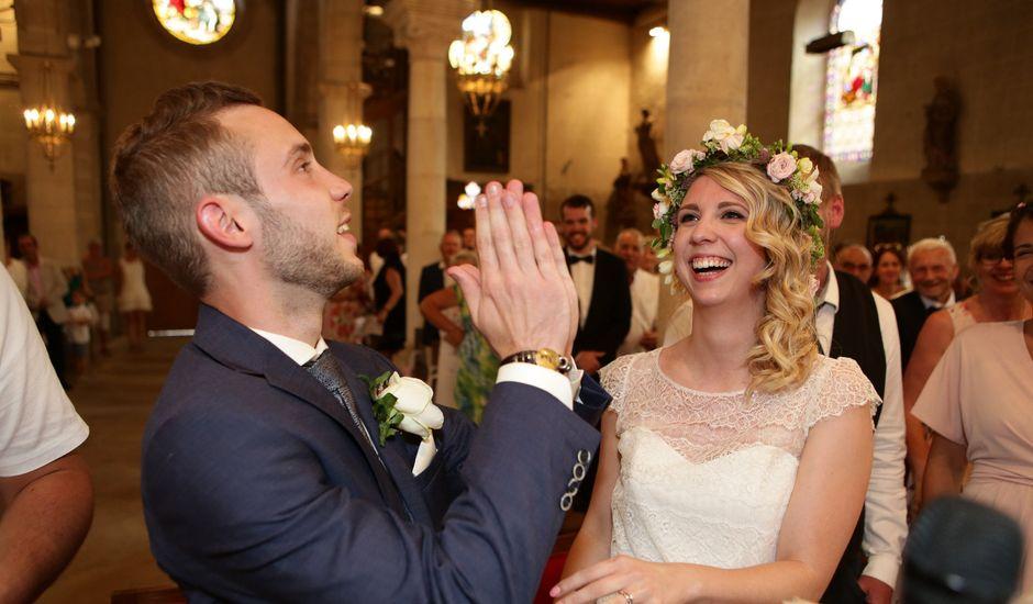 Le mariage de Rodolphe et Laura à Montmort Lucy, Marne