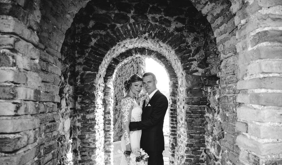 Le mariage de Frédéric et Valérie à Charmes-sur-Rhône, Ardèche