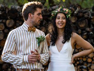 Le mariage de Myriam et Robin