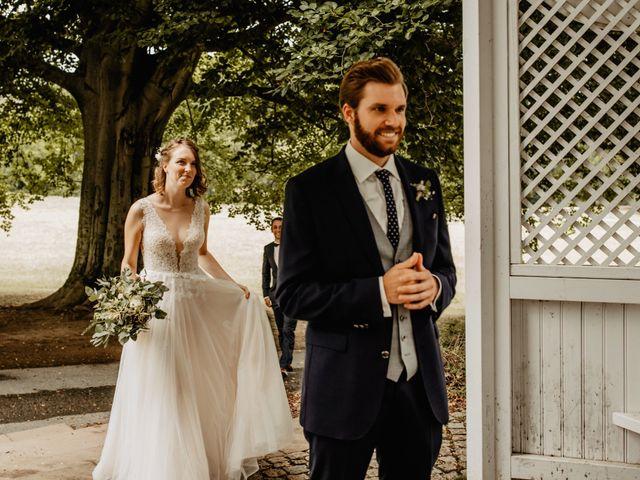 Le mariage de Maren et Fabian