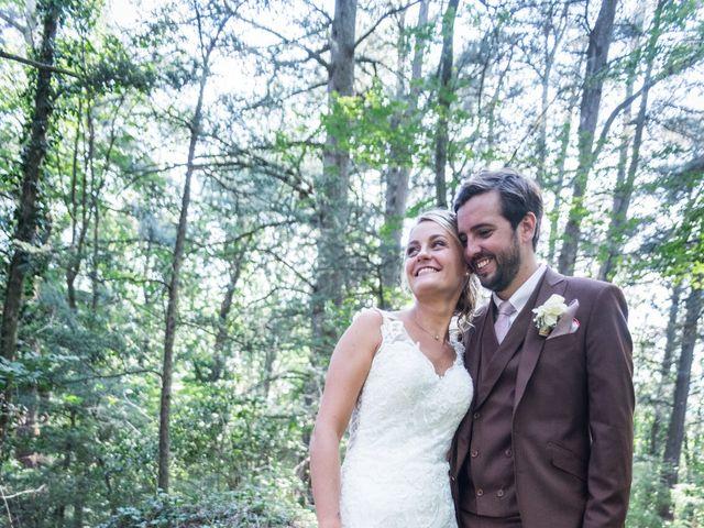 Le mariage de Yohann et Claire à Saint-Paul-en-Jarez, Loire 13
