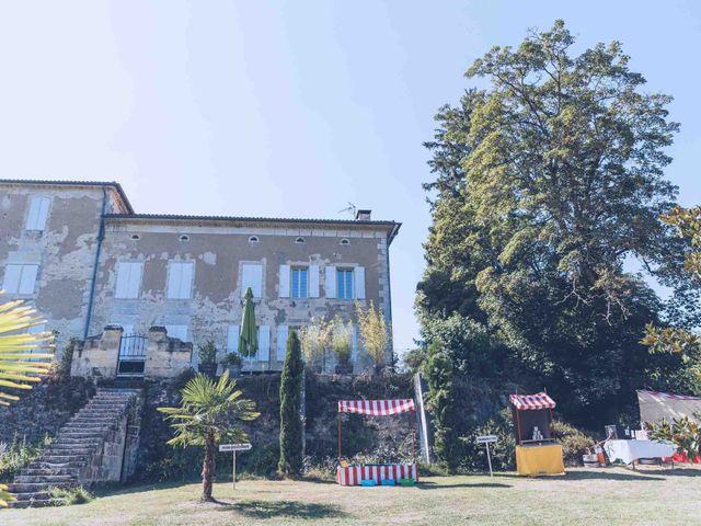 Le mariage de Jérôme et Amandine à Vayres, Gironde 8