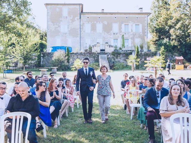 Le mariage de Jérôme et Amandine à Vayres, Gironde 11