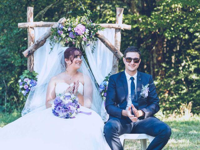 Le mariage de Jérôme et Amandine à Vayres, Gironde 12
