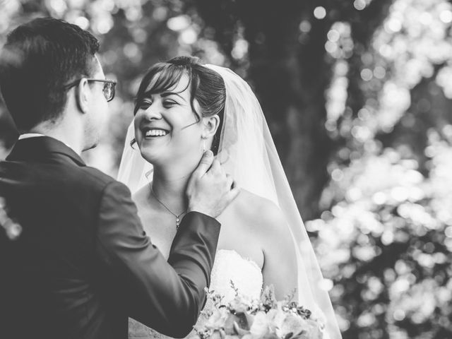 Le mariage de Jérôme et Amandine à Vayres, Gironde 17