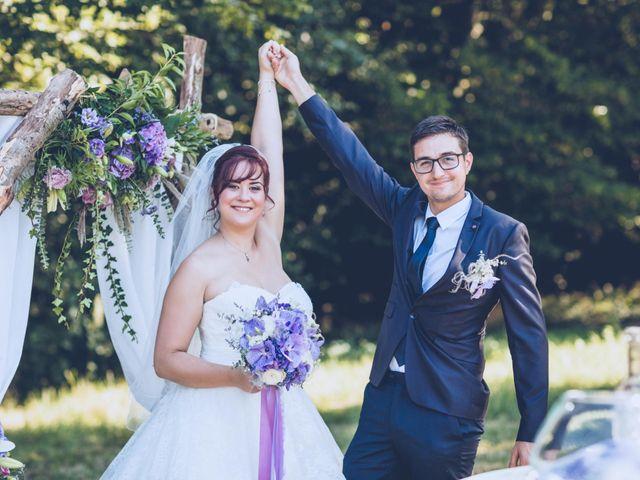 Le mariage de Jérôme et Amandine à Vayres, Gironde 21