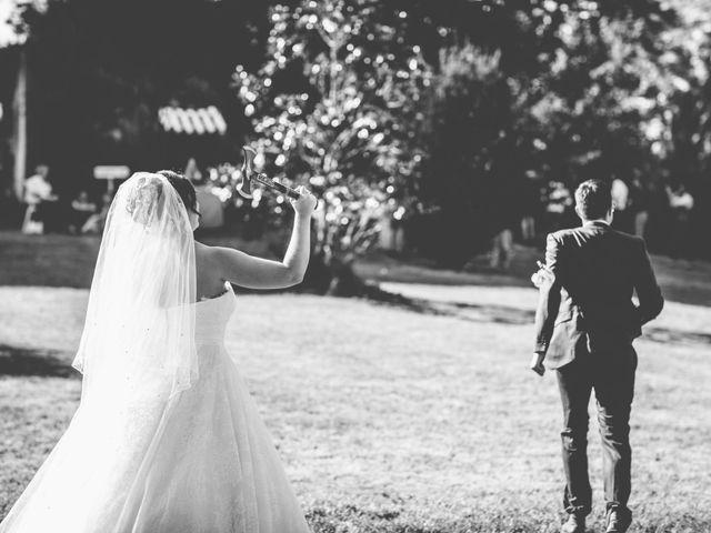 Le mariage de Jérôme et Amandine à Vayres, Gironde 22