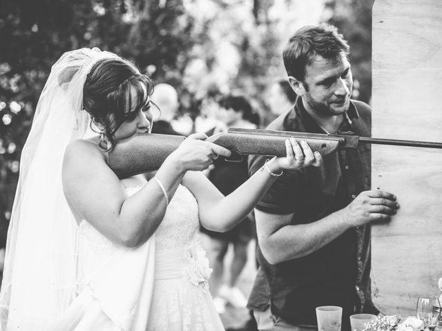 Le mariage de Jérôme et Amandine à Vayres, Gironde 23