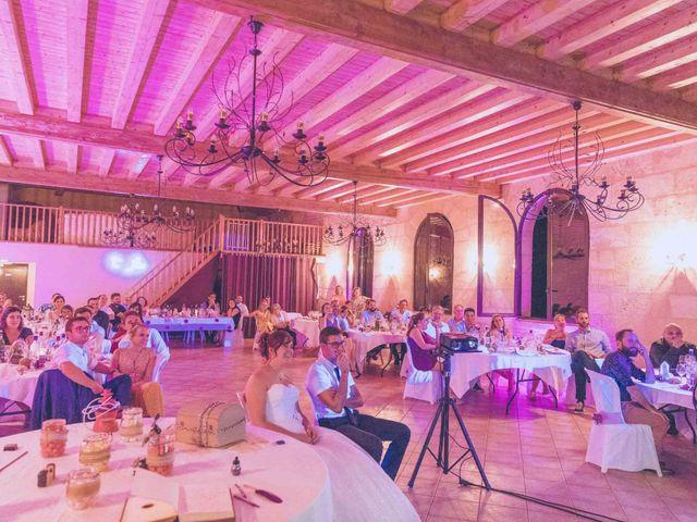 Le mariage de Jérôme et Amandine à Vayres, Gironde 26