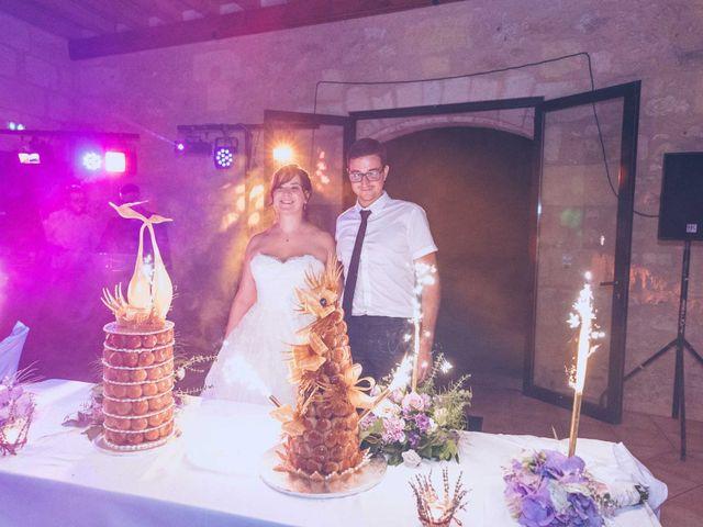 Le mariage de Jérôme et Amandine à Vayres, Gironde 27