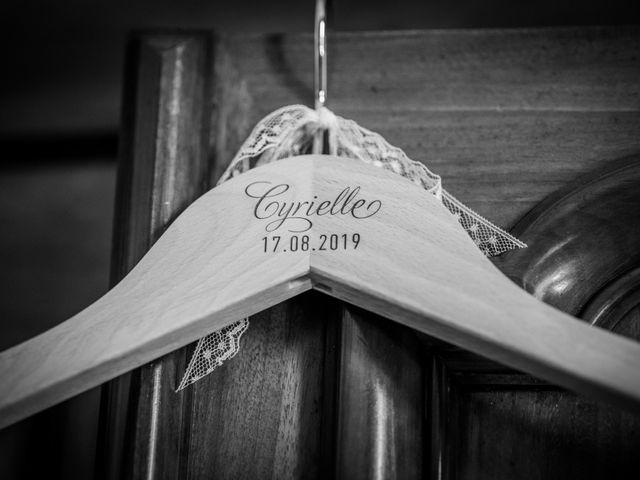Le mariage de Yann et Cyrielle à Saint-Christophe-des-Bardes, Gironde 8