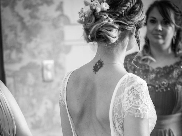 Le mariage de Yann et Cyrielle à Saint-Christophe-des-Bardes, Gironde 10
