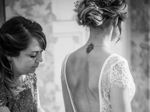 Le mariage de Yann et Cyrielle à Saint-Christophe-des-Bardes, Gironde 11