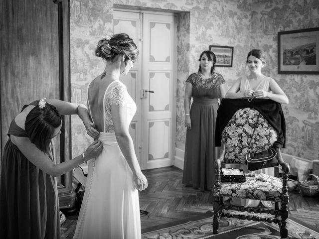 Le mariage de Yann et Cyrielle à Saint-Christophe-des-Bardes, Gironde 12