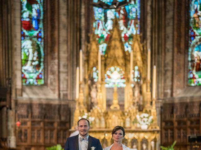 Le mariage de Yann et Cyrielle à Saint-Christophe-des-Bardes, Gironde 23