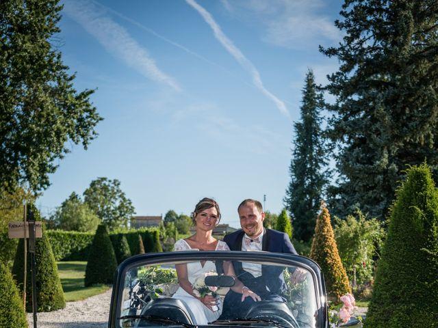 Le mariage de Yann et Cyrielle à Saint-Christophe-des-Bardes, Gironde 26
