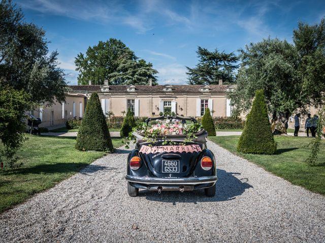 Le mariage de Yann et Cyrielle à Saint-Christophe-des-Bardes, Gironde 27