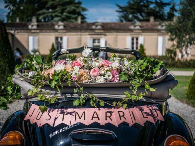 Le mariage de Yann et Cyrielle à Saint-Christophe-des-Bardes, Gironde 28