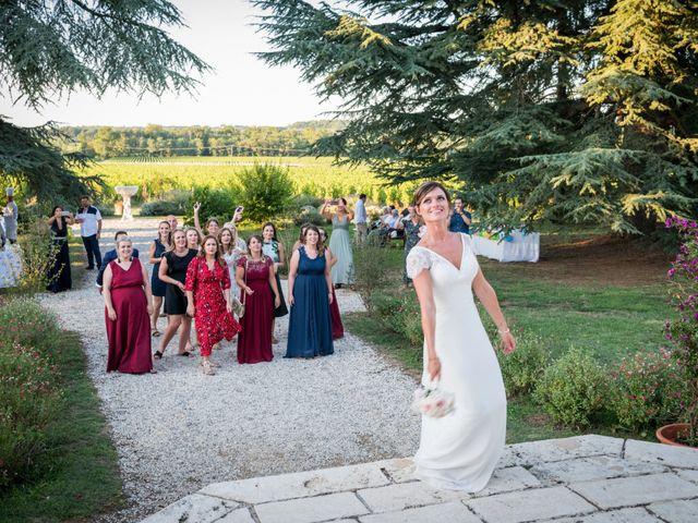 Le mariage de Yann et Cyrielle à Saint-Christophe-des-Bardes, Gironde 37