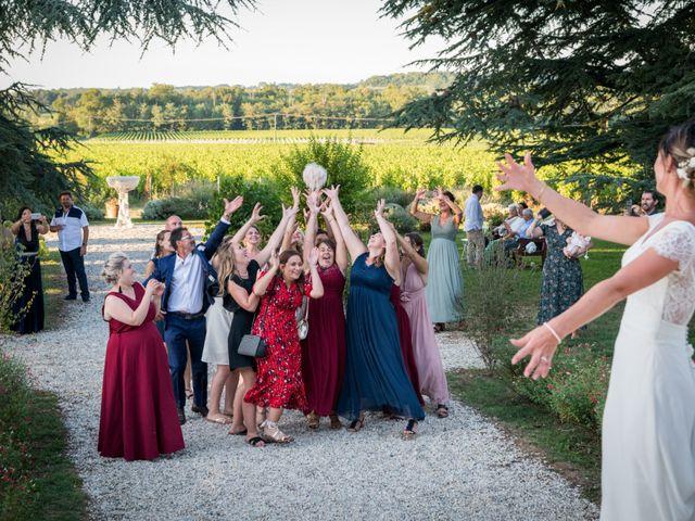 Le mariage de Yann et Cyrielle à Saint-Christophe-des-Bardes, Gironde 38