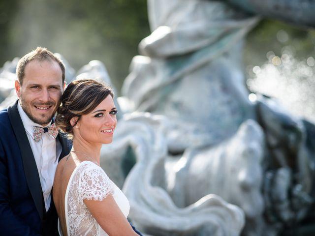 Le mariage de Yann et Cyrielle à Saint-Christophe-des-Bardes, Gironde 50