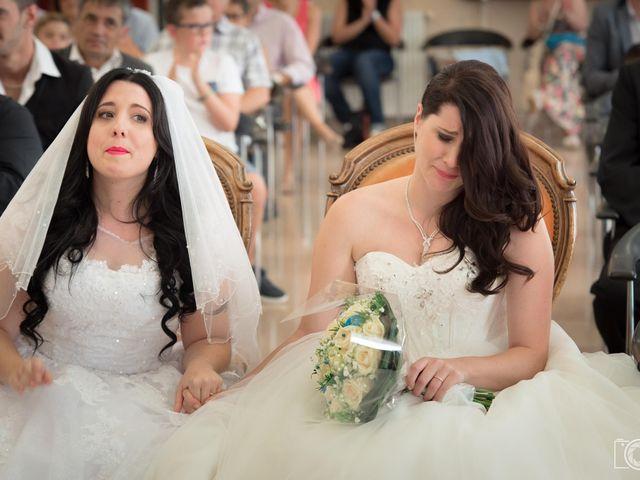 Le mariage de Amandine et Camille